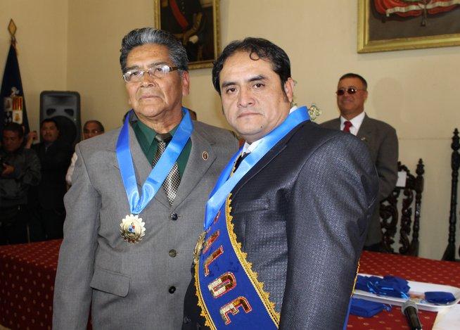 Alcalde de tarma dice que no necesita de sueldo for Municipalidad de tarma